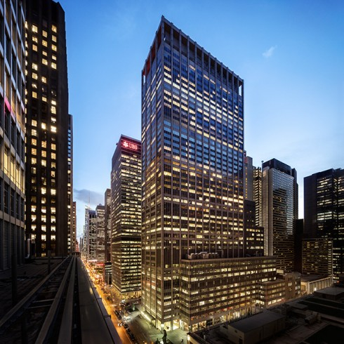 1301 Avenue Of The Americas Paramount Group Inc